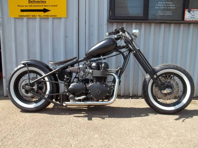 Fenlandchoppers and pieces frames for the hinckley bonneville in any style you want are now being offered by fenland choppers ltd so give us a call on 01945 582533 to solutioingenieria Choice Image