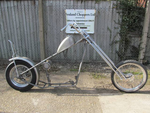 Ironhead Chopper 70s